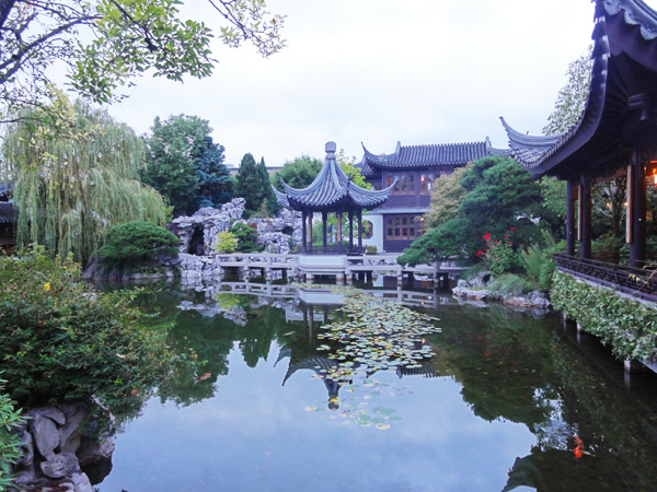 Lan Su Chinese Garden