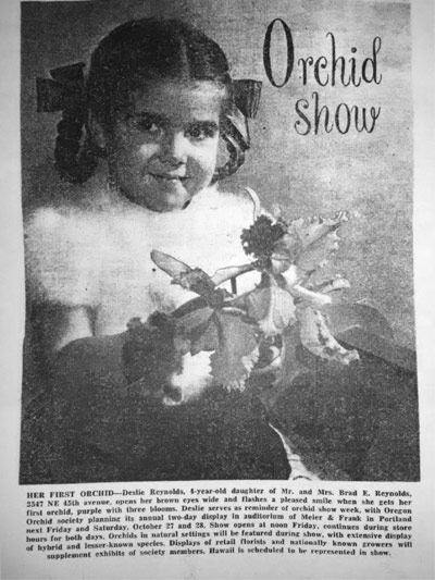 1950 Article in the Oregon Journal